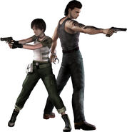 Rebecca and Billy RE0 Remaster