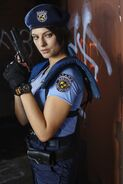 Julia Voth as Jill Valentine 7