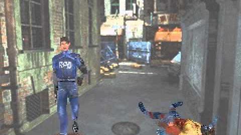 Resident Evil 2 GameBoy Advance - Raylight Studios