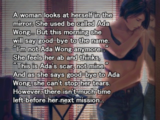leon and ada relationship quotes