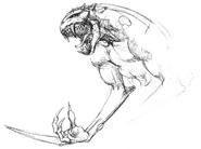 Hunter R Concept Art