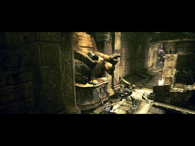File:Labyrinth in-game (Danskyl7 RE5) (23).jpg