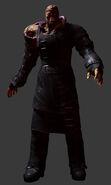 Resident evil 3 Nemesis render