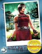 Ada Wong Team Survive