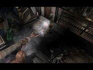 Nemesis shooting zombies