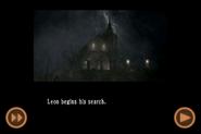 RE4 mobile edition - Rescue Ashley cutscene 1 part 4