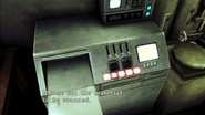 Resident Evil CODE Veronica - workroom - examines 10-2