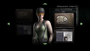 Jill Army Character Select.png
