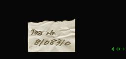 File:BIOHAZARD January 96 demo - ITEM M2 - FILEI12.png