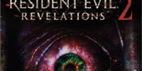 RESIDENT EVIL REVELATIONS 2 DIGITAL ART BOOKLET