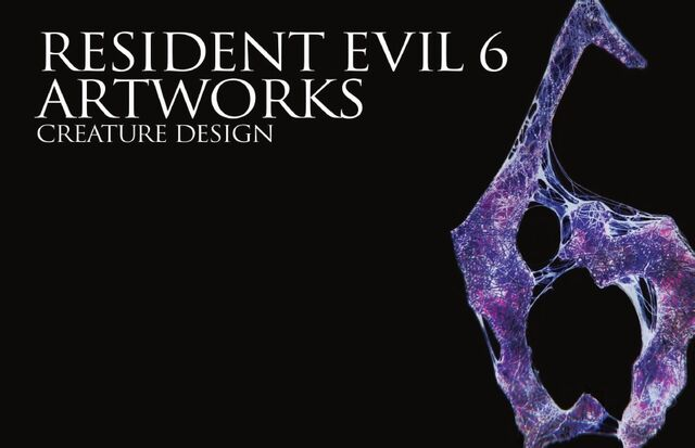 File:Resident Evil 6 Artworks Creature Design - front cover.jpg