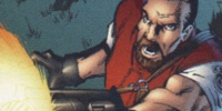 Barry Burton (WildStorm)