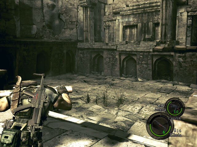 File:Ancient village in-game RE5 (Danskyl7) (20).jpg