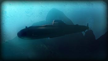 Neo Umbrella submarine