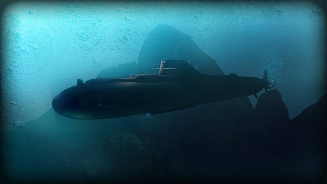 ада вонг подводная лодка