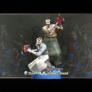 Chainsaw Sisters - Resident Evil Wiki - The Resident Evil ...