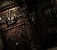 REmake background - Entrance hall - r106 00095