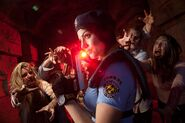 Julia Voth as Jill Valentine 18