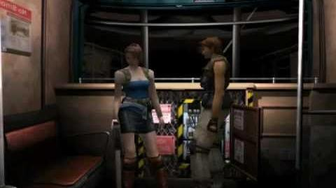 Resident Evil 3 Nemesis cutscenes - Ready to go (alternate)