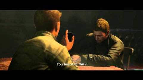 Resident Evil 6 all cutscenes - Fallen Hero