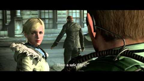 Resident Evil 6 all cutscenes - Seizing the City (Jake's version)