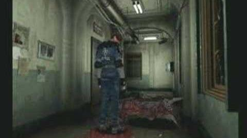 Resident Evil 2 Beta Licker Death
