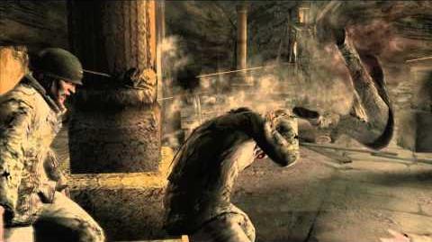 Resident Evil 4 all cutscenes - Chapter 5-4 scene 2