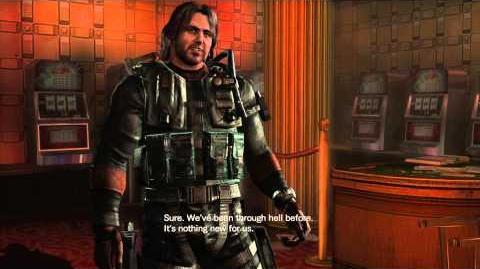 Resident Evil Revelations all cutscenes Episode 10-1 opening
