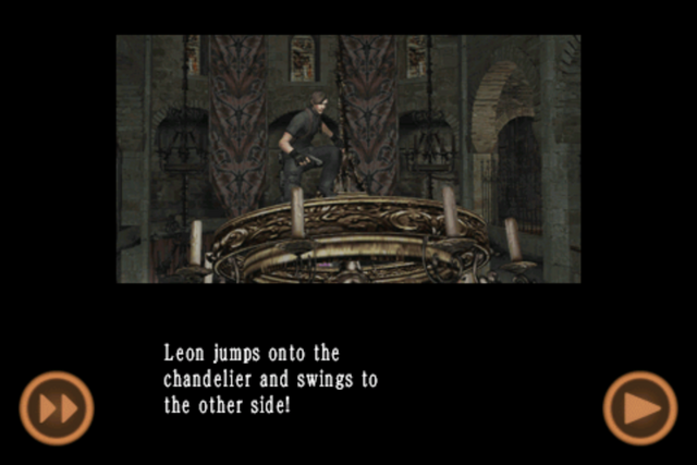 File:RE4 mobile edition - Rescue Ashley cutscene 3.png