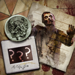 File:Umbrella Chronicles Trophy icon - Zombie Smack Down!.png