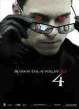 Wesker Afterlife Poster