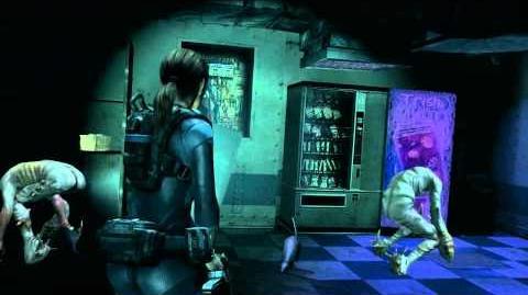 Resident Evil Revelations - Infernal Mode Trailer