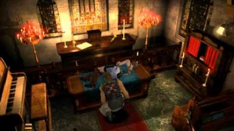 Resident Evil 3 Nemesis cutscenes - Bring Back Her Consciousness (alternate)