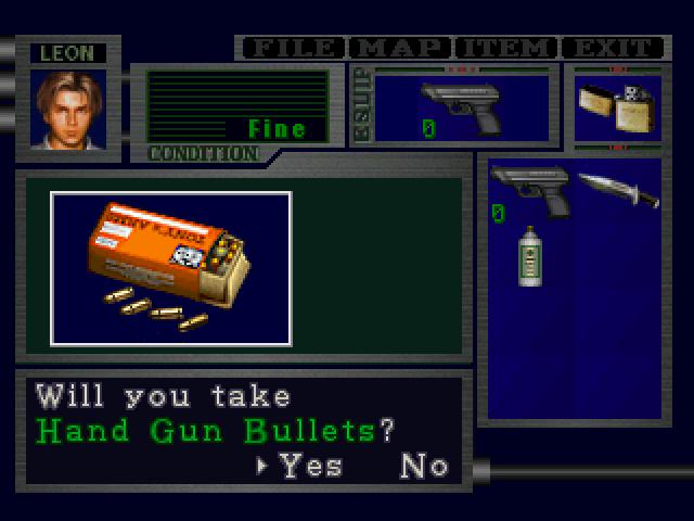 File:RE2 Hand Gun Bullets pickup 01 proto.png