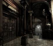 REmake background - Entrance hall - r106 00011