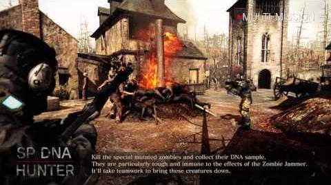 Umbrella Corps Multi Mission Mode Trailer