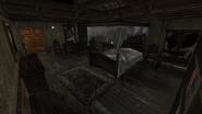 Spencer estate bedroom