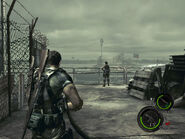 Oil field dock in-game (RE5 Danskyl7) (1)