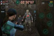 Resident Evil Mercenaries VS gameplay