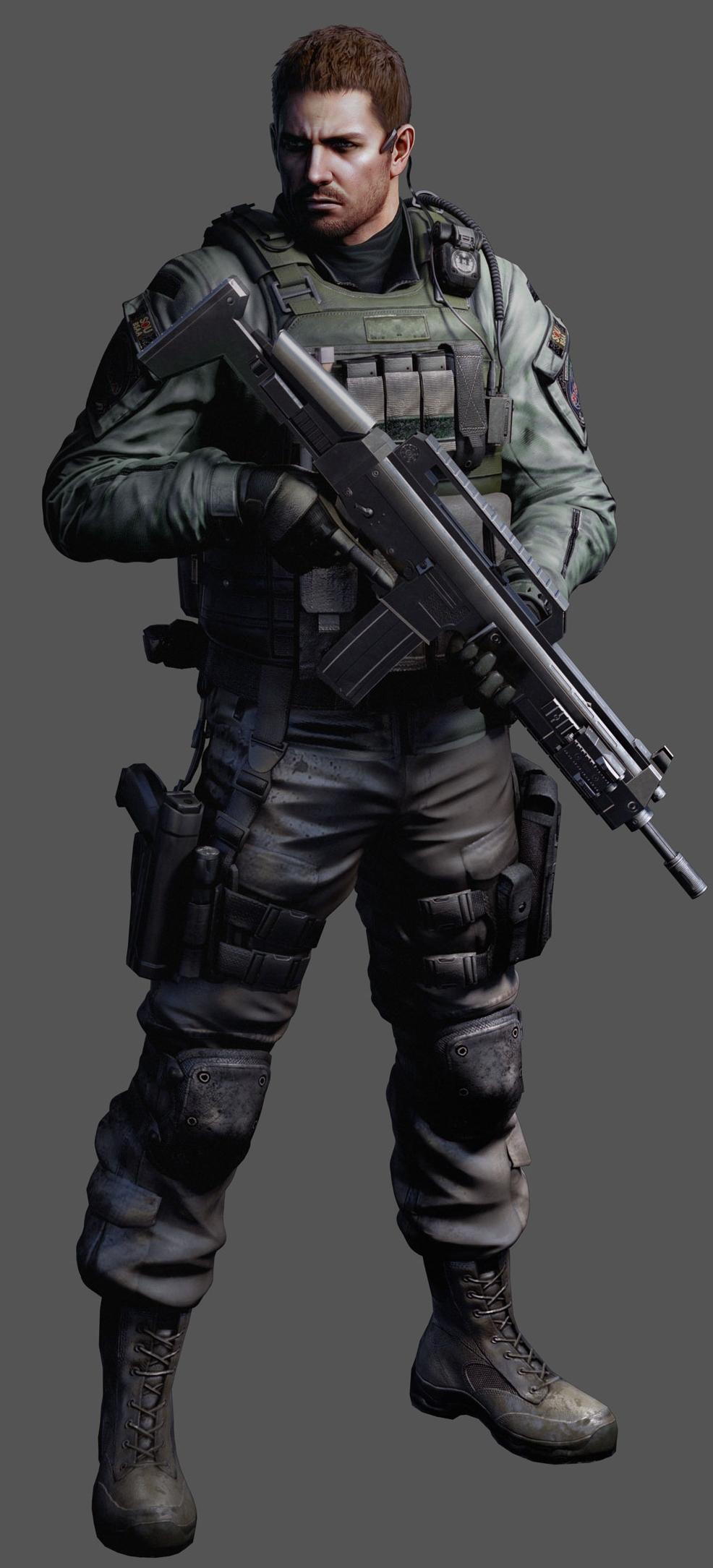 Resident Evil Bsaa Logo The Standard Bsaa Uniform