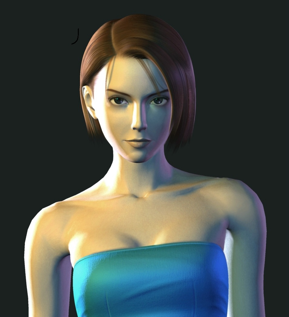 Jill valentine nsfw pictures