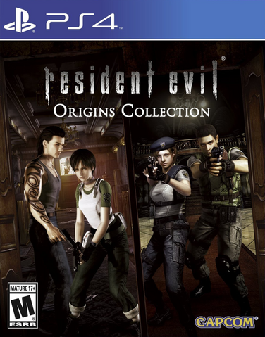 File:Resident Evil Origins Collection PS4 North American Cover.png