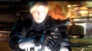 Leon with L.Hawk