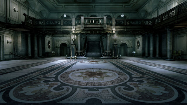 File:Resident Evil 5 - Spencer Estate wallpaper.jpg