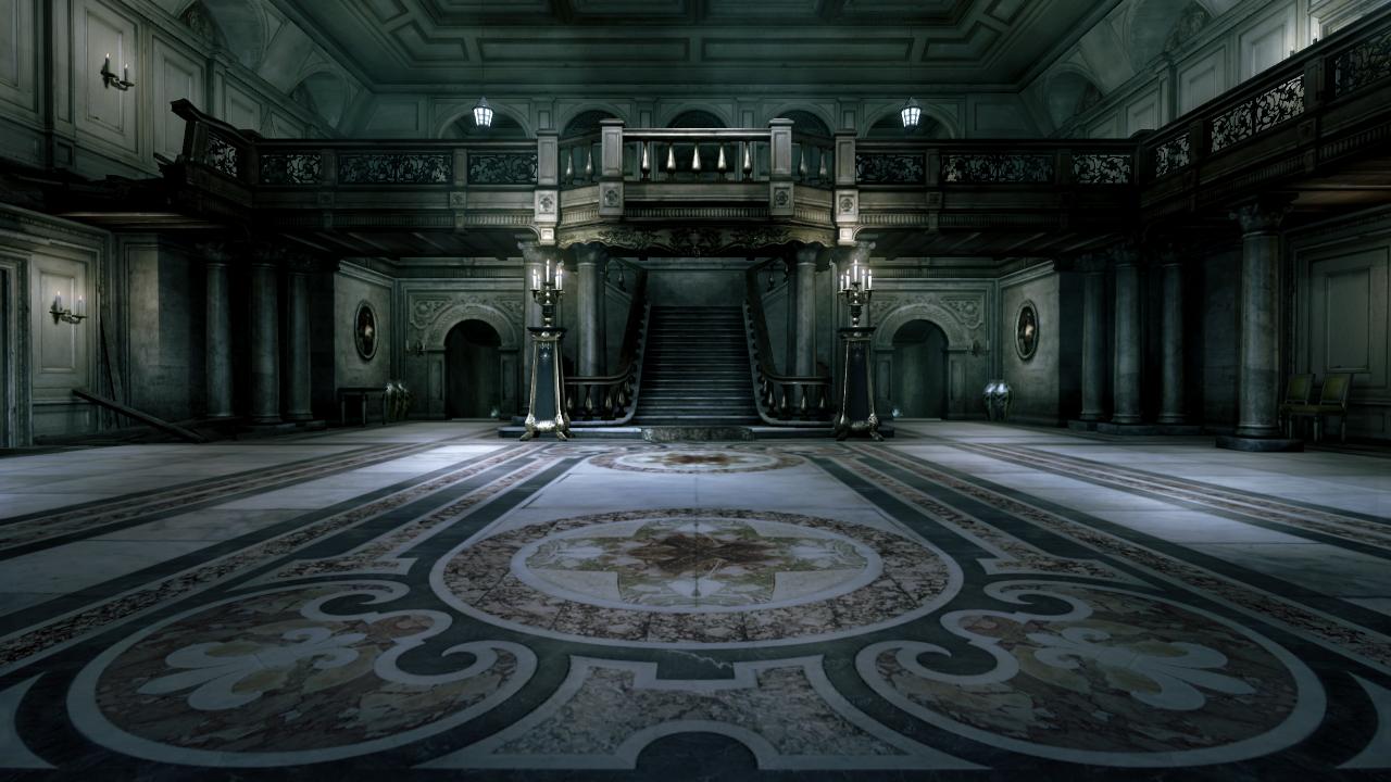 Image Resident Evil 5 Spencer Estate Wallpaper Jpg