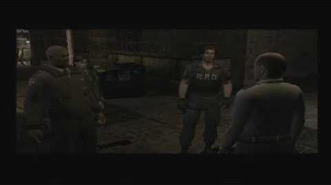 Resident Evil Outbreak cutscenes - 20-7 - Outbreak - Meeting with Dorian (Yoko)