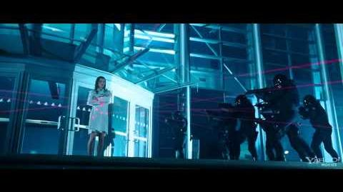 Resident Evil Retribution Featurette Alices Story (2002-2012) Exclusive scenes