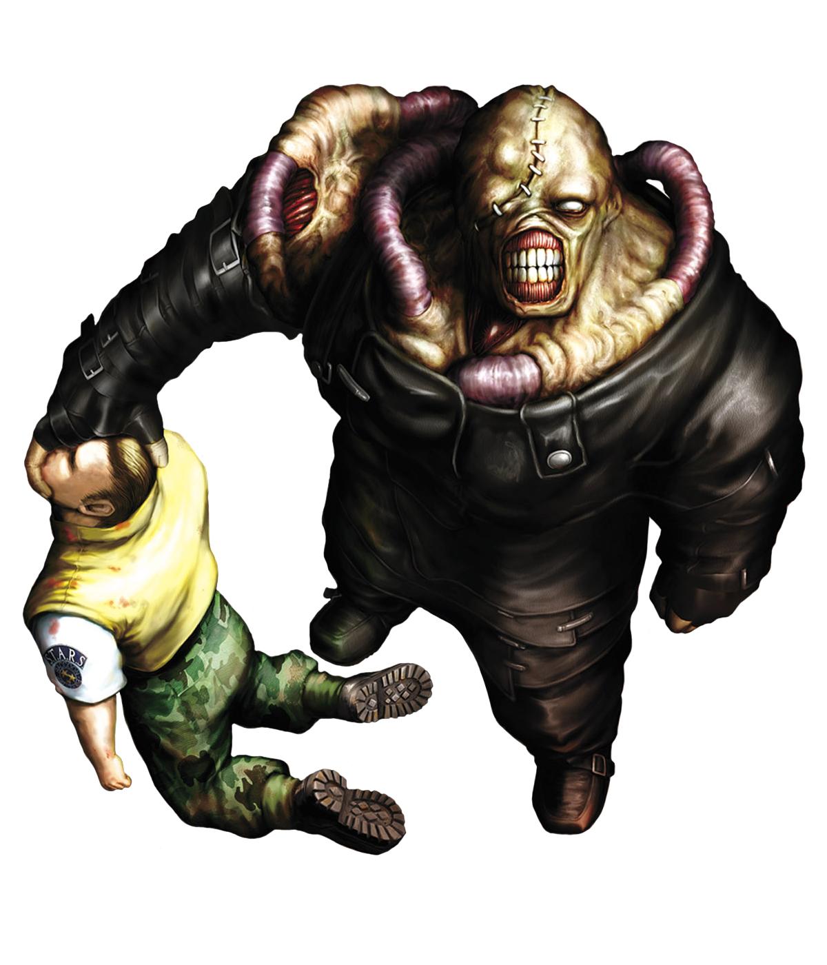 Nemesis-T Type | Resident Evil Wiki | FANDOM powered by Wikia