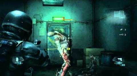 Resident Evil Revelations - HUNK Gameplay