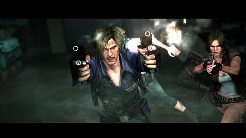 Resident Evil 6 - E3 Official Trailer (US)